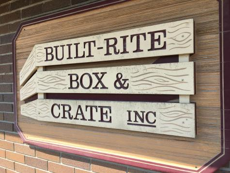 Built-Rite Box and Crate